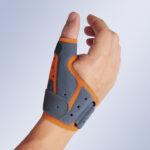 Orliman Manutec Fixrizart te gebruiken bij lichte duimblessures