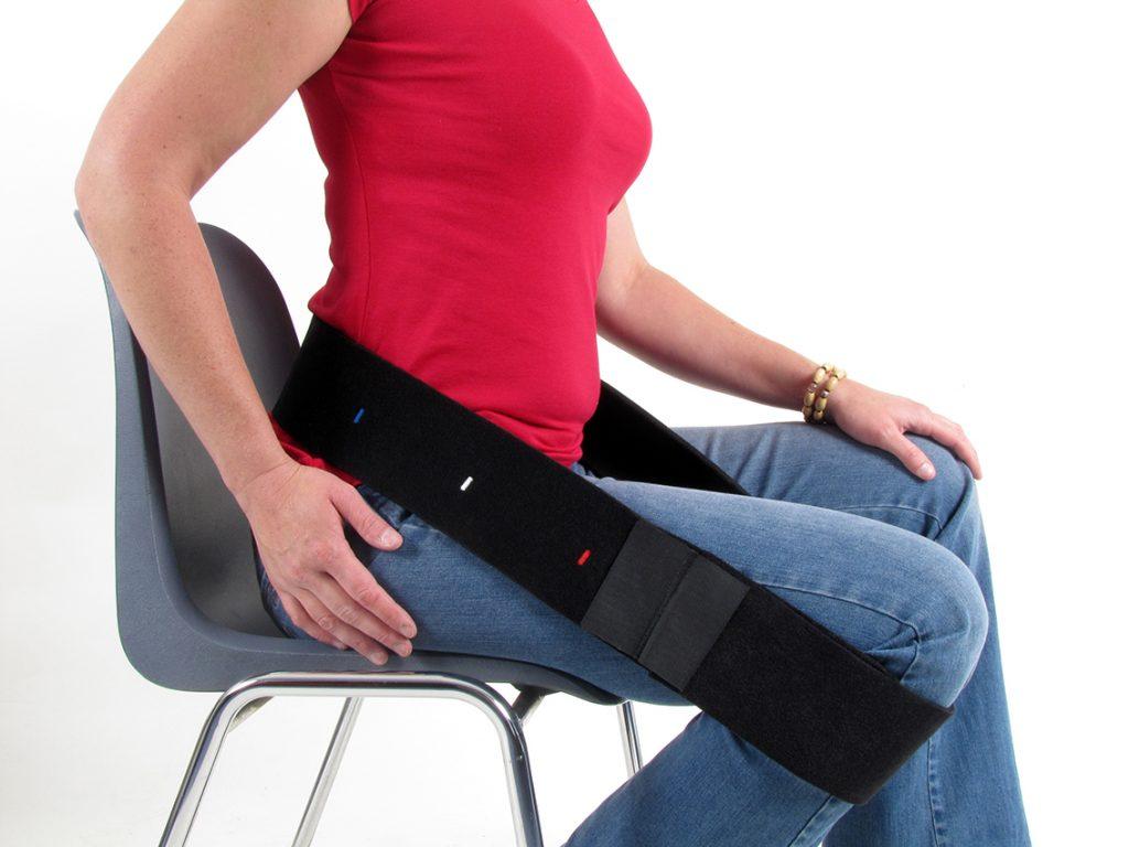 Preventie van rug-, nek en schouderklachten metrafys officebelt easy, rugklachten