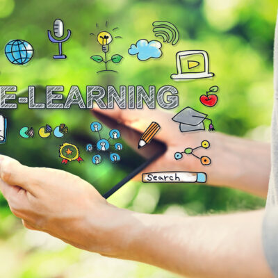 Voorlichting, E-learning