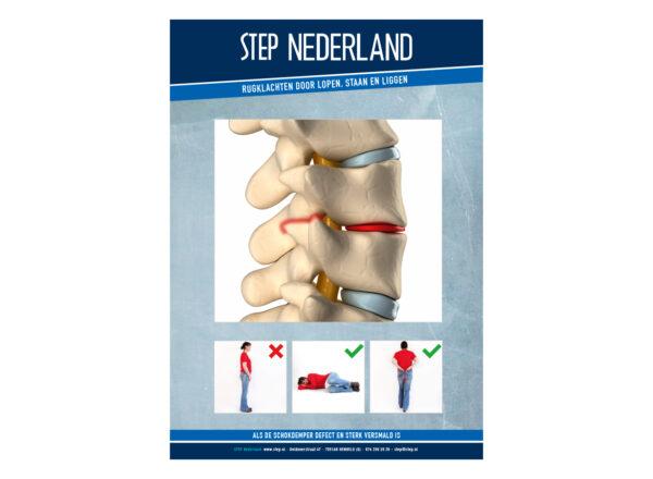 STEP brochure rugklachten