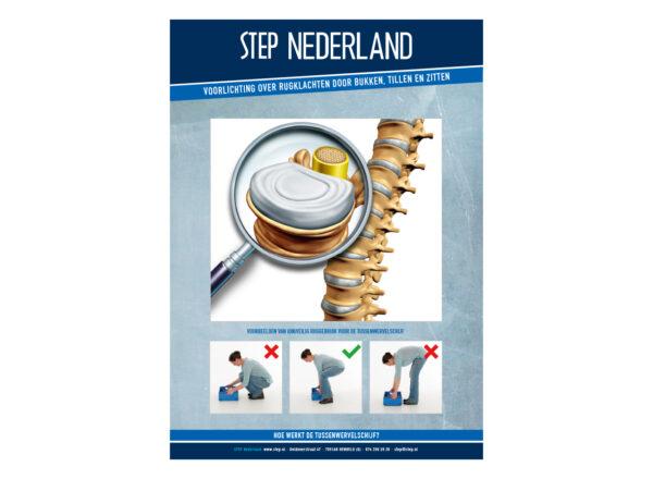 STEP brochure lage rugklachten