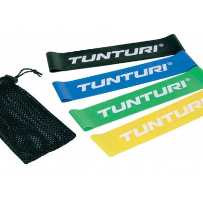 Tunturi Resistance band, set