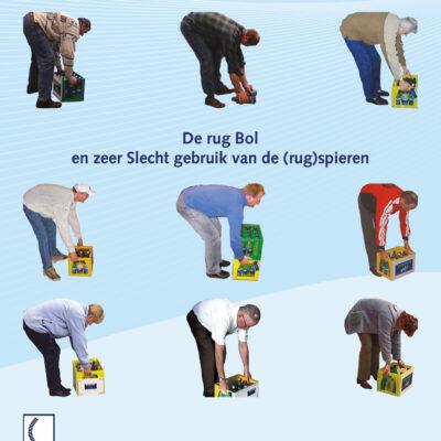 STEP Poster veilig ruggebruik
