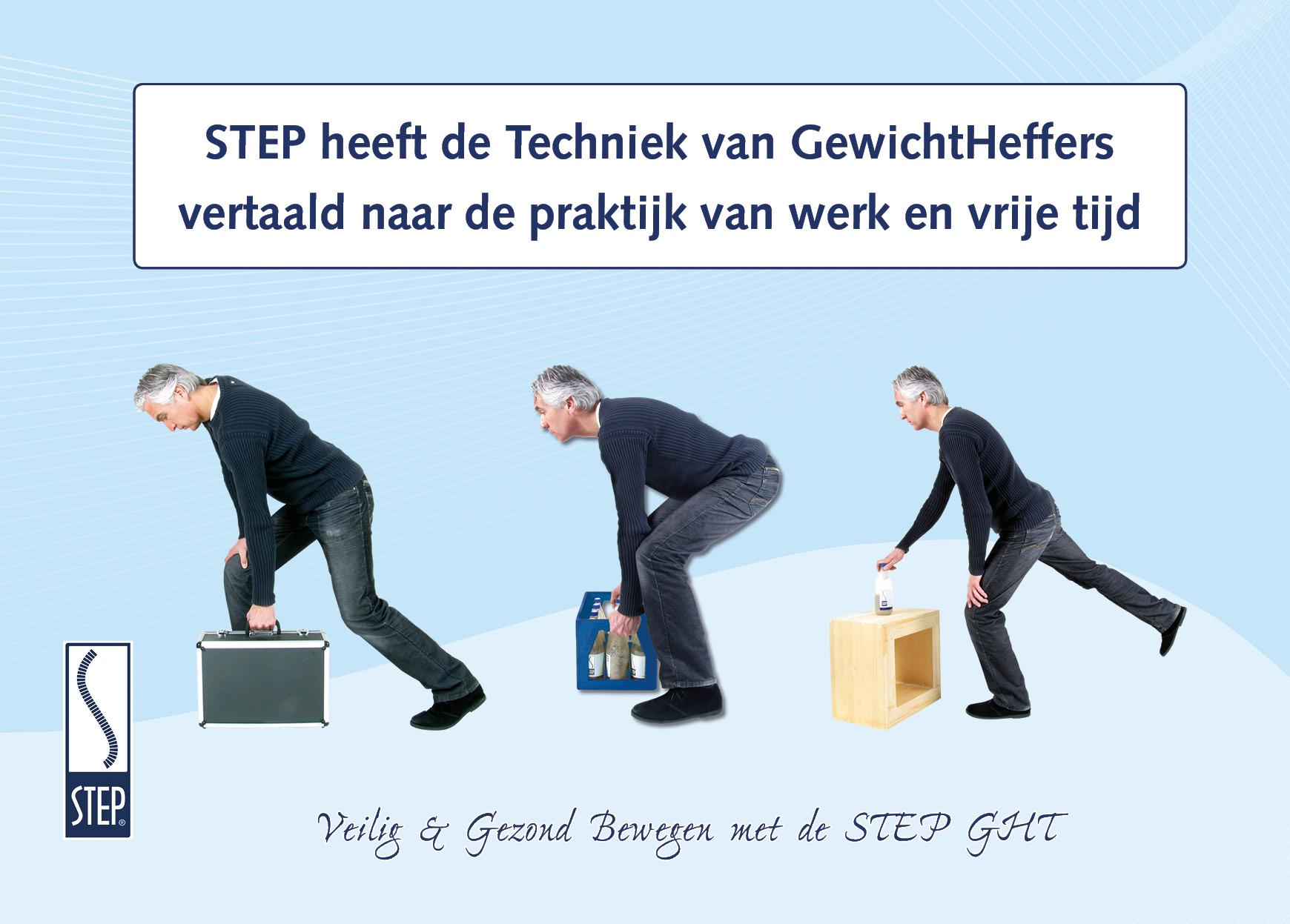 STEP Poster GHT werk