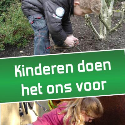 STEP Vlag kinderen