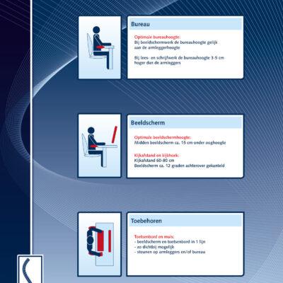 STEP RSI Poster werkplek