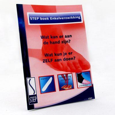 STEP boek enkelverzwikking