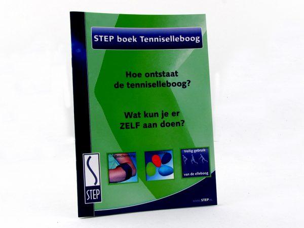 STEP Tenniselleboogboek