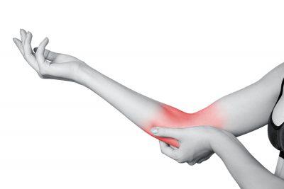 Tennisarm, een pijnlijke elleboog