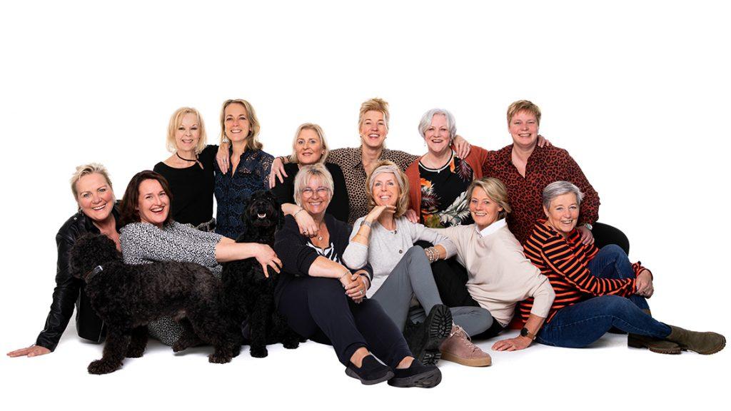 Blessurewinkel groepsfoto