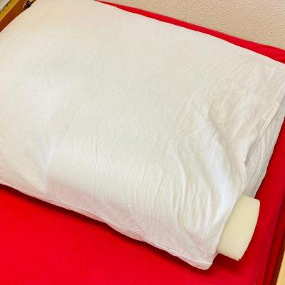 Lateroflexie neksteun voor 's nachts
