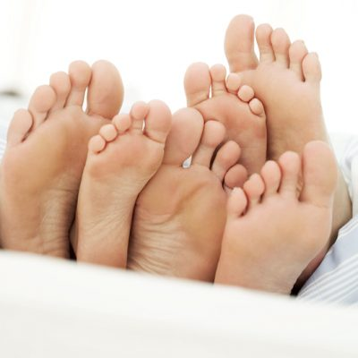 Podologie, o.a. voetproblemen