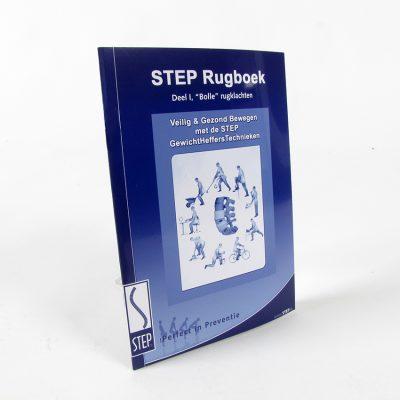 step rugboek